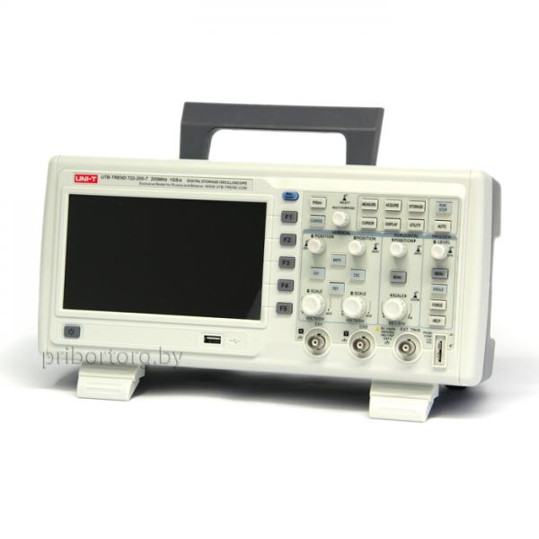Цифровой осциллограф UTB-TREND 722-200-7