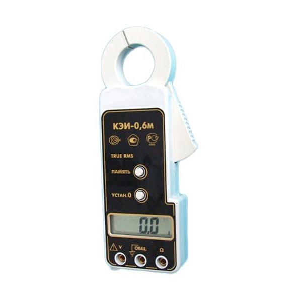Электроизмерительные клещи КЭИ-0,6М
