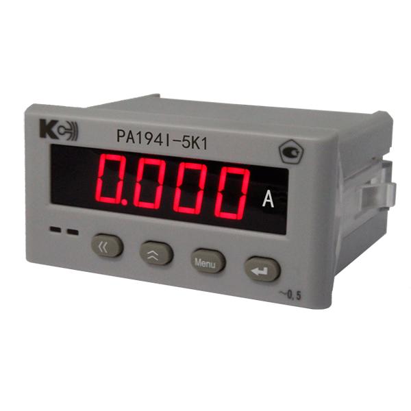 Амперметр цифровой PA194I (серия ОП)