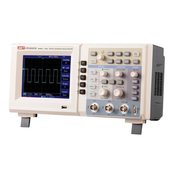 Цифровой осциллограф UTB72202CE