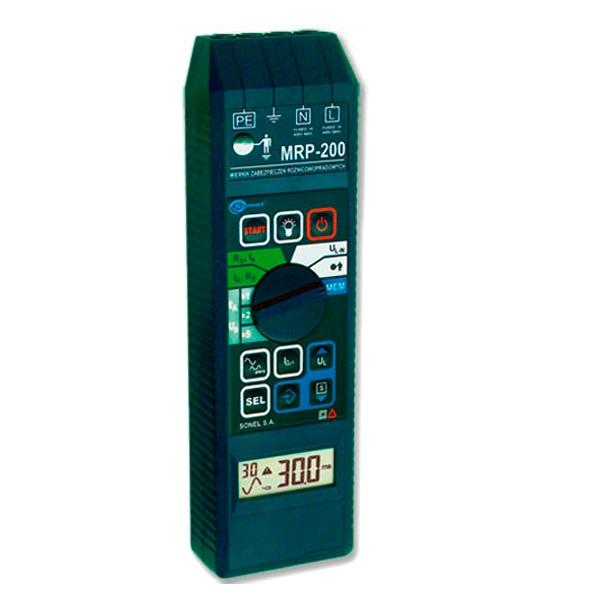 Измеритель напряжения прикосновения и параметров УЗО MRP-200
