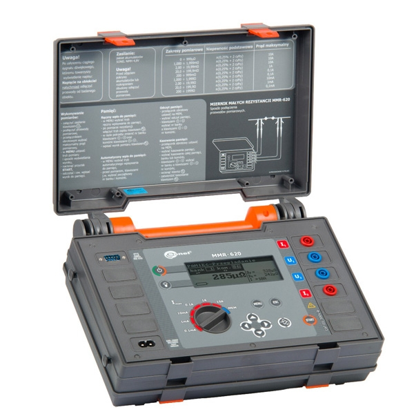 Микроомметр MMR-620