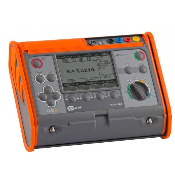Измеритель параметров заземляющих устройств BEL-MRU-5 (MRU-200)