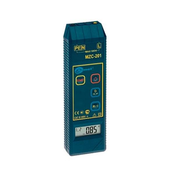 Измеритель параметров цепей «фаза-нуль» и «фаза-фаза» электросетей Sonel MZC-201