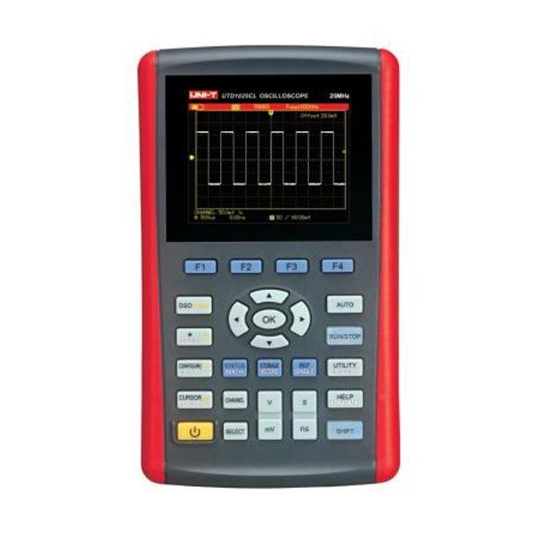 Цифровой осциллограф UTD1050CL