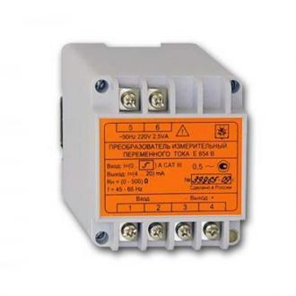 Преобразователи измерительные E849, E854, E855, E856, E857, E859, E860, E3854, E3855