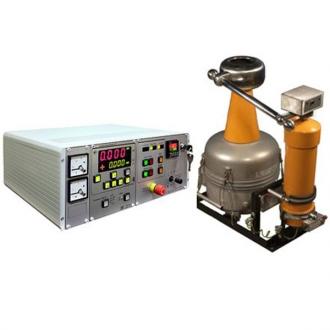 Мобильная установка для испытания высоким напряжением УИВ-50