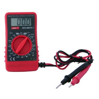 Мультиметр цифровой ZEN-MM10-1