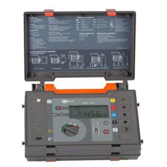 Измеритель параметров заземляющих устройств MRU-105