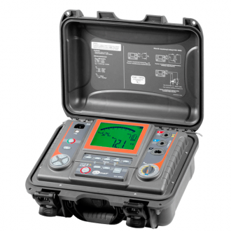 Измеритель параметров электроизоляции MIC-5005