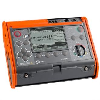 Измеритель параметров электробезопасности электроустановок MPI-530-IT