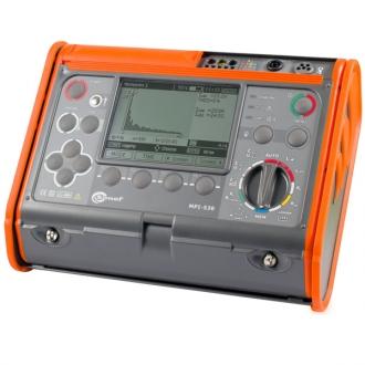 Измеритель параметров электробезопасности электроустановок MPI-530