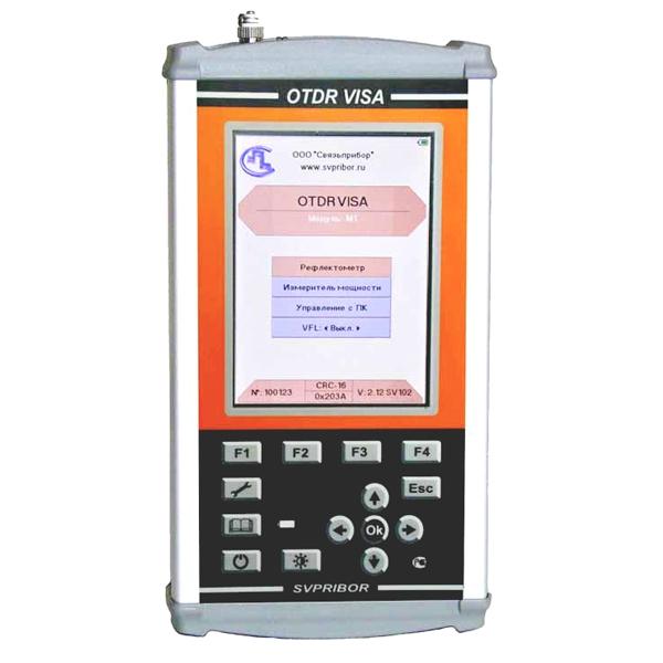Рефлектометр оптический OTDR VISA