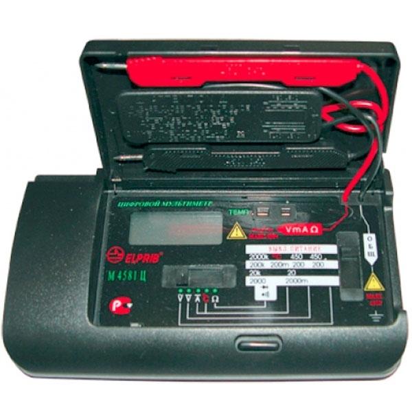 Мультиметр М4581Ц