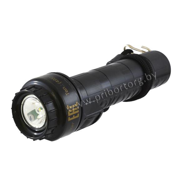 Фонарик светодиодный карманный «Экотон-17»