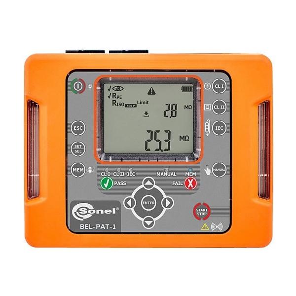 Измеритель параметров электробезопасности BEL-PAT-1