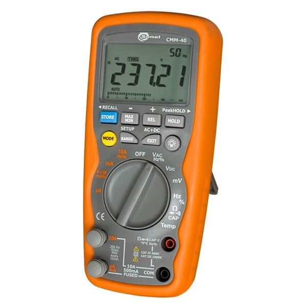 Цифровой мультиметр СMM–40