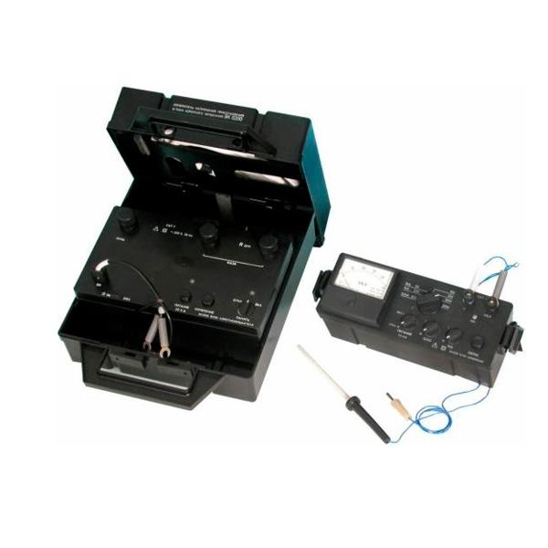 Измеритель тока короткого замыкания и напряжения прикосновения ЭК0200