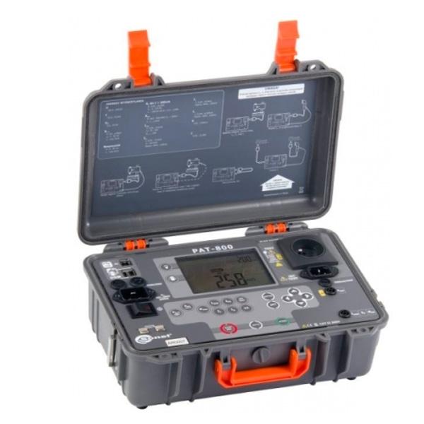 Измеритель параметров электробезопасности PAT-800