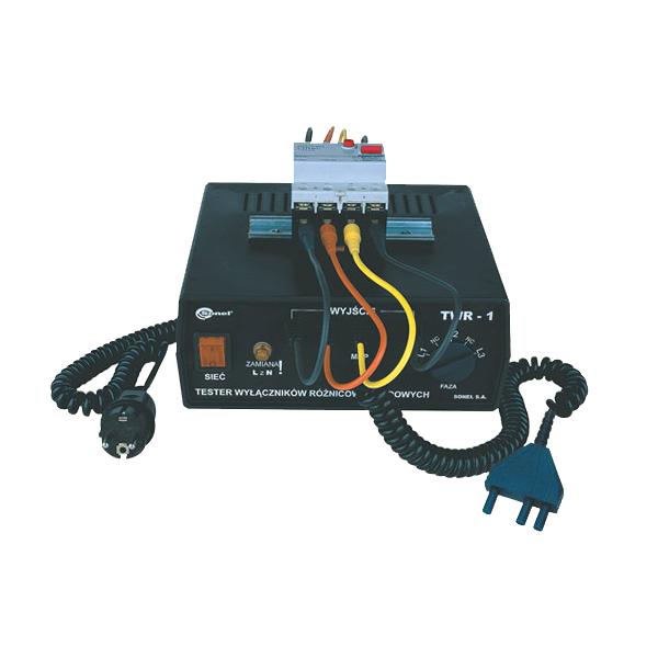 Адаптер для тестирования УЗО TWR-1