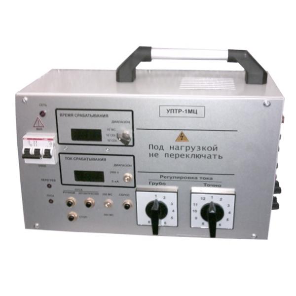 УПТР-1МЦ, УПТР-2МЦ, УПТР-3МЦ Устройства для проверки токовых расцепителей автоматических выключателей