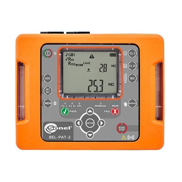 Измеритель параметров электробезопасности BEL-PAT-2