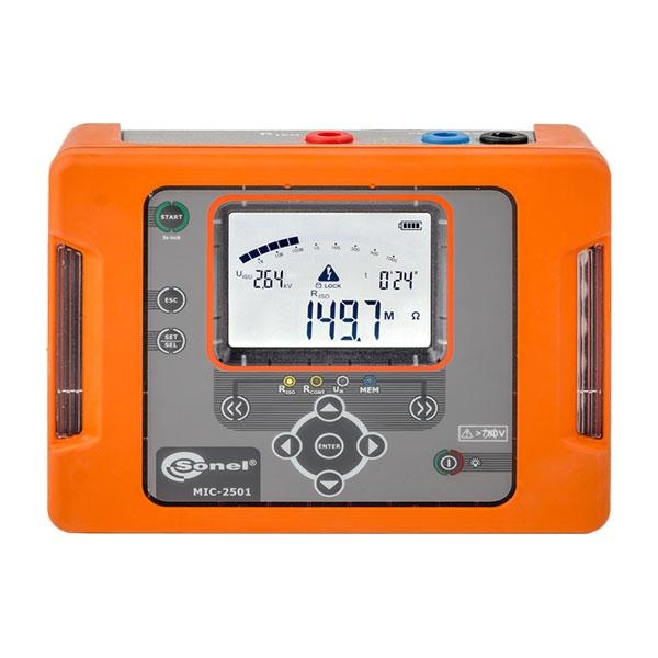 Измеритель параметров электробезопасности BEL-MIC-1 (MIC-2501)