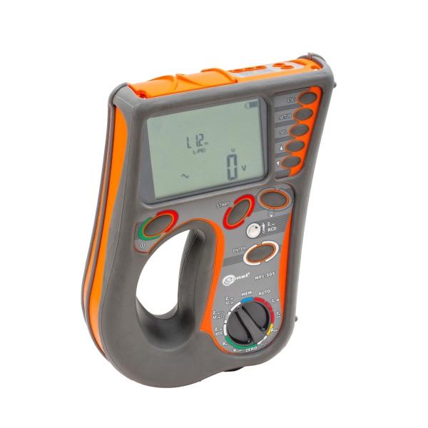 Измеритель параметров электробезопасности электроустановок BEL-MPI-2 (MPI-505)
