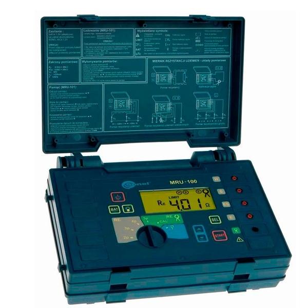 Измеритель сопротивления MRU-100