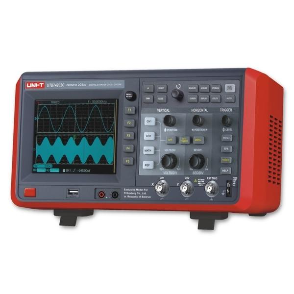 Цифровой осциллограф UTB74102C