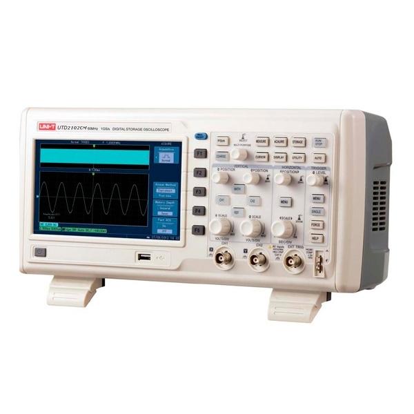 Цифровой осциллограф UTB72102CM