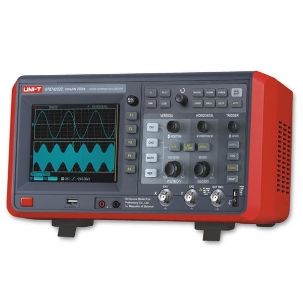 Цифровой осциллограф UTB74202C