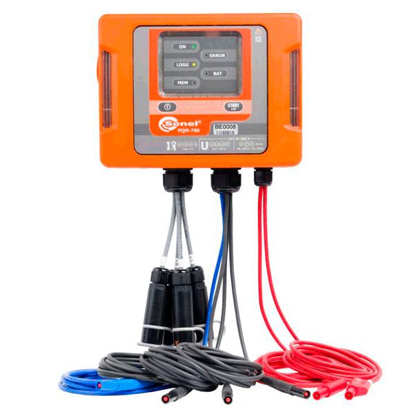 Анализатор параметров качества электрической энергии PQM-700