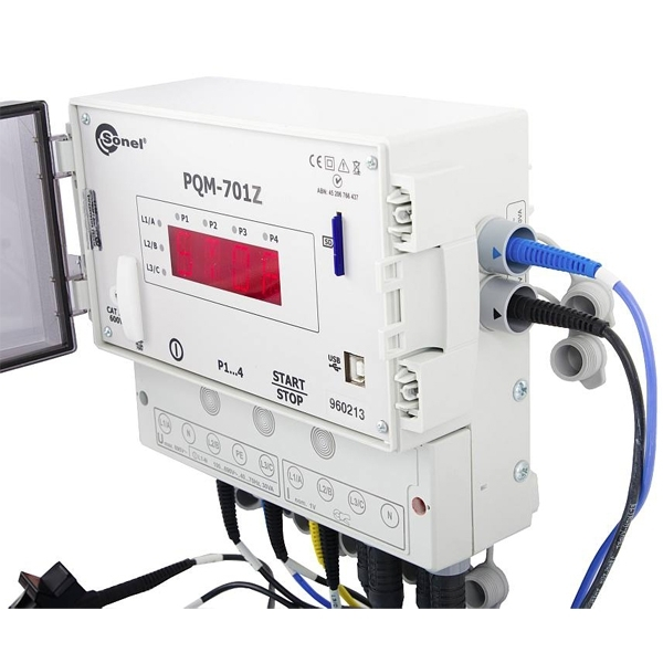 Анализатор параметров качества электрической энергии BEL-PQM-2 (PQM-701Z)