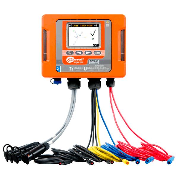 Анализатор параметров качества электрической энергии PQM-702