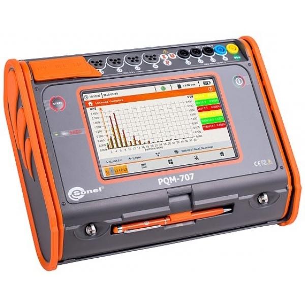 Анализатор параметров качества электрической энергии BEL-PQM-5 (PQM-707)