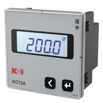 Амперметр цифровой одноканальный КС72А