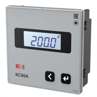 Амперметр цифровой одноканальный КС96А