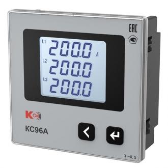Амперметр цифровой трехканальный КС96А
