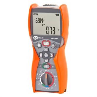 Измеритель параметров электробезопасности электроустановок BEL-MPI-1 (MPI-502)