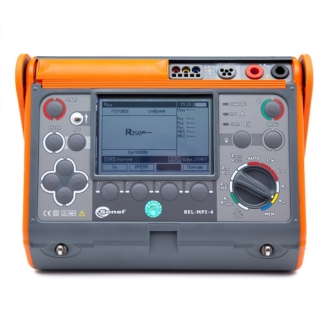 Измеритель параметров электробезопасности электроустановок BEL-MPI-4 (MPI-525)