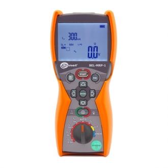Измеритель напряжения прикосновения и параметров устройств защитного отключения MRP-201