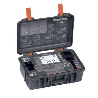 Измеритель параметров электробезопасности BEL-PAT-6 (PAT-806)