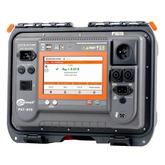 Прибор для проверки безопасности электрооборудования BEL-PAT-8 (PAT-815)
