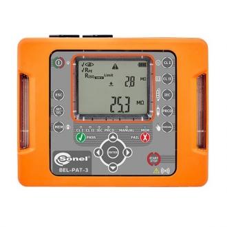 Измеритель параметров электробезопасности BEL-PAT-3