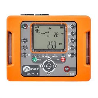 Измеритель параметров электробезопасности BEL-PAT-4