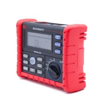 Мегаомметр цифровой МЕГОМ-300