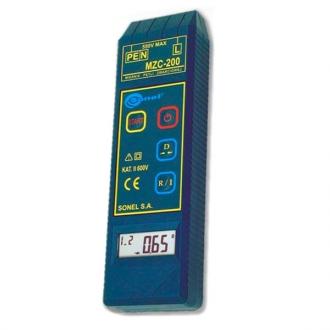 Измеритель параметров цепей «фаза-нуль» и «фаза-фаза» MZC-200