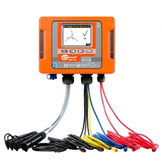 Анализатор параметров качества электрической энергии BEL-PQM-4 (PQM-703)