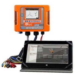Анализатор параметров качества электрической энергии BEL-PQM-6 (PQM-710)